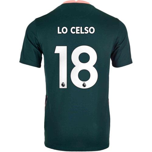 2020/21 Nike Giovani Lo Celso Tottenham Away Jersey