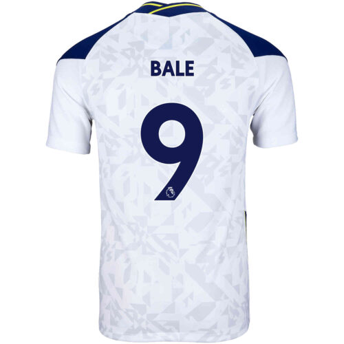 2020/21 Nike Gareth Bale Tottenham Home Jersey