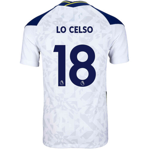 2020/21 Nike Giovani Lo Celso Tottenham Home Jersey