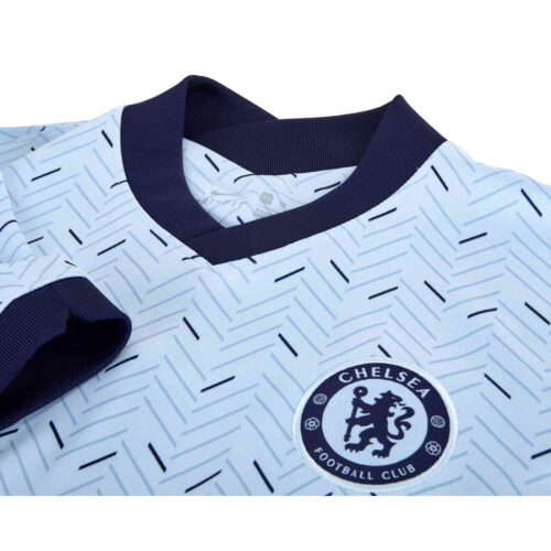 2020/21 Womens Nike Thiago Silva Chelsea Away Jersey