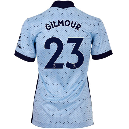 2020/21 Womens Nike Billy Gilmour Chelsea Away Jersey