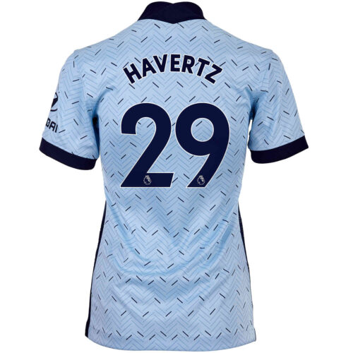 2020/21 Womens Nike Kai Havertz Chelsea Away Jersey