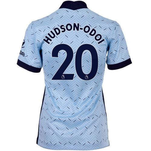2020/21 Womens Nike Callum Hudson-Odoi Chelsea Away Jersey