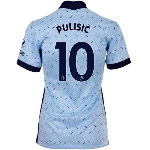 2020/21 Womens Nike Christian Pulisic Chelsea Away Jersey