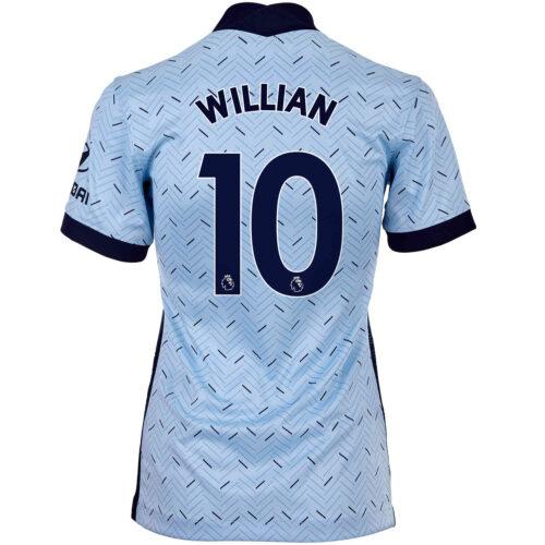 2020/21 Womens Nike Willian Chelsea Away Jersey