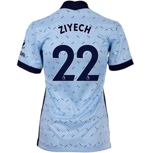 2020/21 Womens Nike Hakim Ziyech Chelsea Away Jersey