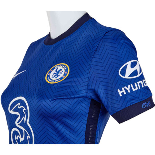 2020/21 Womens Nike Chelsea Home Jersey