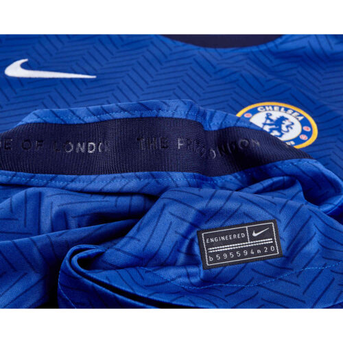2020/21 Womens Nike Christian Pulisic Chelsea Home Jersey