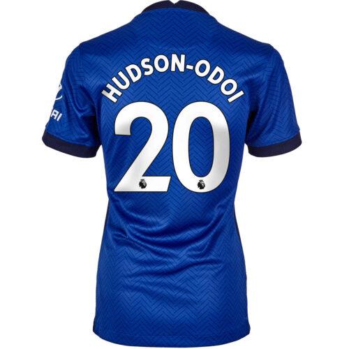 2020/21 Womens Nike Callum Hudson-Odoi Chelsea Home Jersey