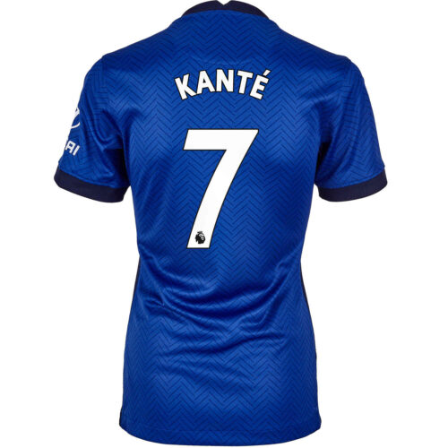2020/21 Womens Nike N'Golo Kante Chelsea Home Jersey
