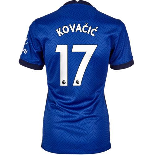 2020/21 Womens Nike Mateo Kovacic Chelsea Home Jersey