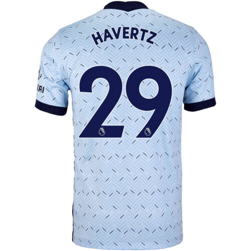 2020/21 Kids Nike Kai Havertz Chelsea Away Jersey