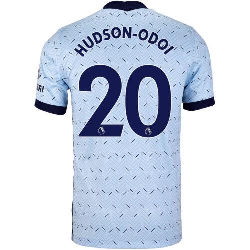 2020/21 Kids Nike Callum Hudson-Odoi Chelsea Away Jersey