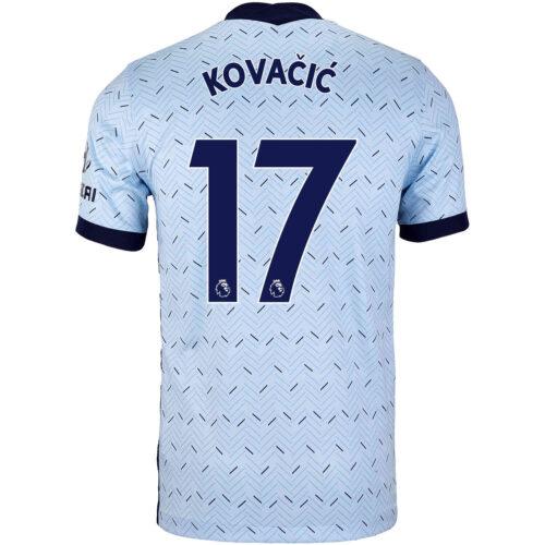 2020/21 Kids Nike Mateo Kovacic Chelsea Away Jersey