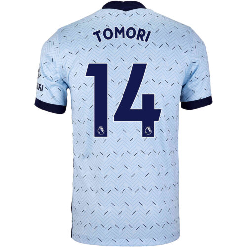 2020/21 Kids Nike Fikayo Tomori Chelsea Away Jersey