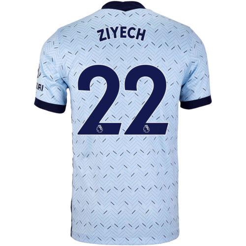 2020/21 Kids Nike Hakim Ziyech Chelsea Away Jersey