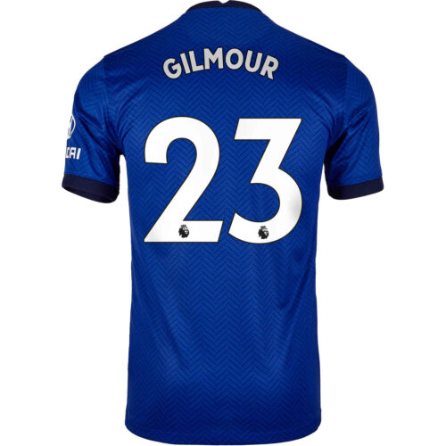 2020/21 Kids Nike Billy Gilmour Chelsea Home Jersey