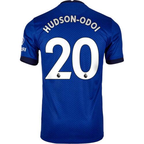 2020/21 Kids Nike Callum Hudson-Odoi Chelsea Home Jersey