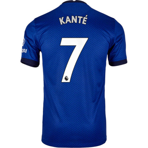 2020/21 Kids Nike N'Golo Kante Chelsea Home Jersey