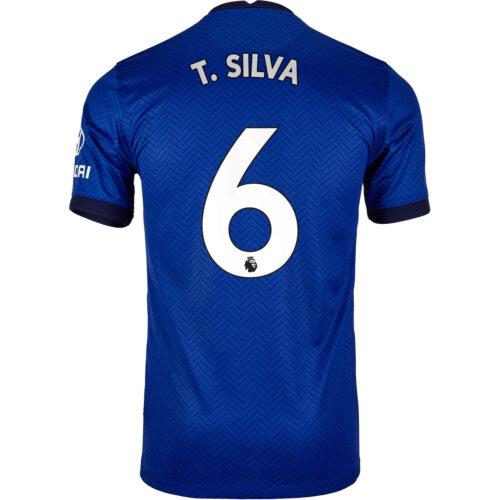 2020/21 Kids Nike Thiago Silva Chelsea Home Jersey