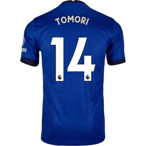 2020/21 Kids Nike Fikayo Tomori Chelsea Home Jersey