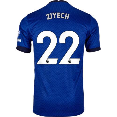 2020/21 Kids Nike Hakim Ziyech Chelsea Home Jersey