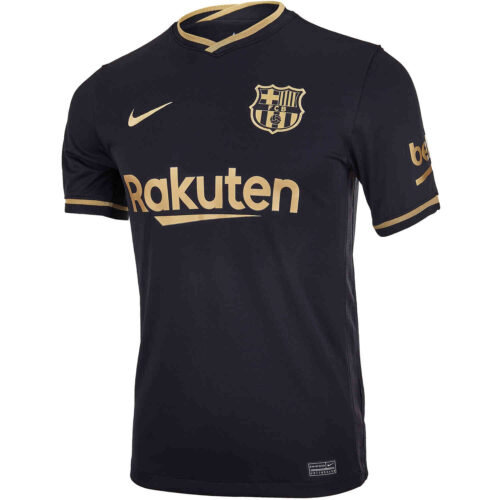 2020/21 Kids Nike Barcelona Away Jersey