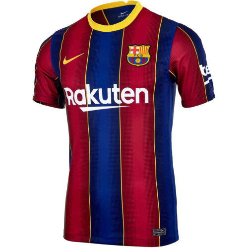 2020/21 Kids Nike Barcelona Home Jersey