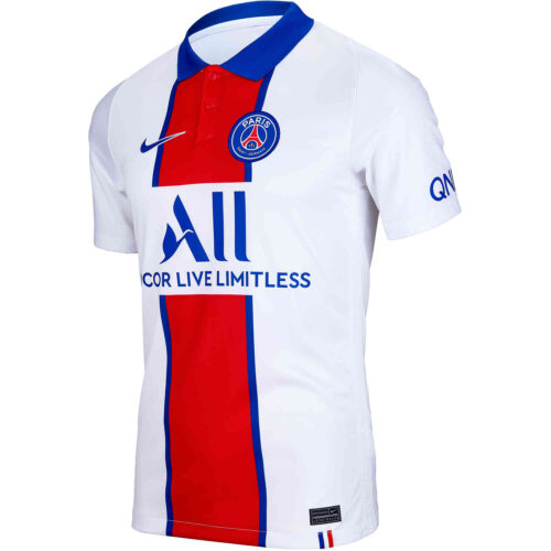 2020/21 Kids Nike PSG Away Jersey
