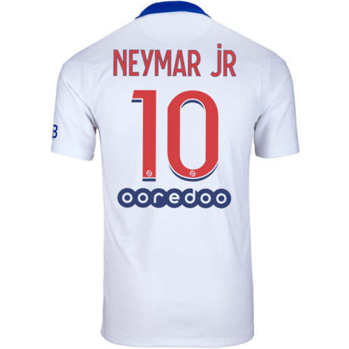 2020/21 Kids Nike Neymar Jr PSG Away Jersey