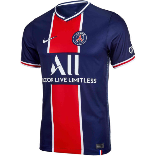 2020/21 Kids Nike PSG Home Jersey