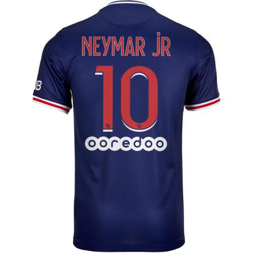 2020/21 Kids Nike Neymar Jr PSG Home Jersey