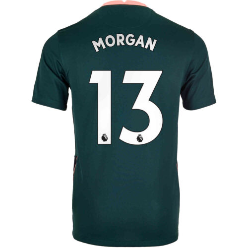 2020/21 Kids Nike Alex Morgan Tottenham Away Jersey