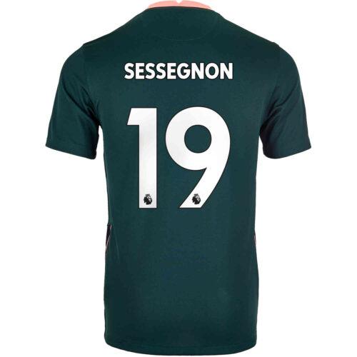 2020/21 Kids Nike Ryan Sessegnon Tottenham Away Jersey