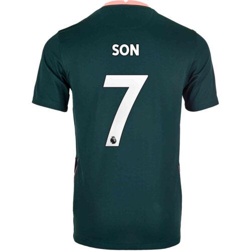 2020/21 Kids Nike Son Heung-min Tottenham Away Jersey