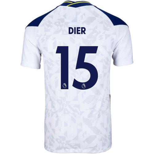 2020/21 Kids Nike Eric Dier Tottenham Home Jersey