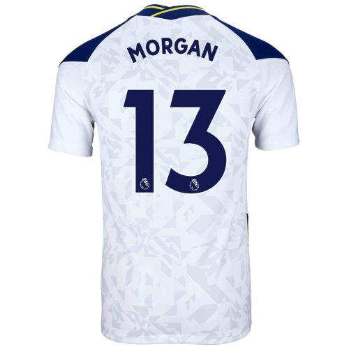 2020/21 Kids Nike Alex Morgan Tottenham Home Jersey