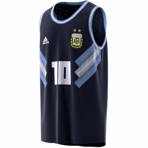 adidas Argentina Basketball Jersey 2018-19