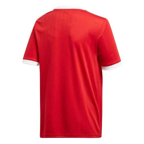 Kids adidas Tabela 18 Jersey – Power Red/White