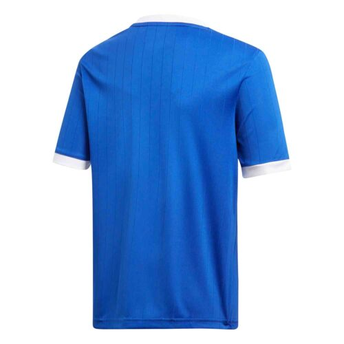 Kids adidas Tabela 18 Jersey – Bold Blue/White