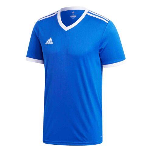 adidas Tabela 18 Jersey – Bold Blue/White