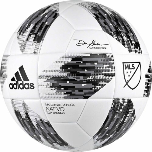 adidas MLS Top Training Soccer Ball (NFHS)