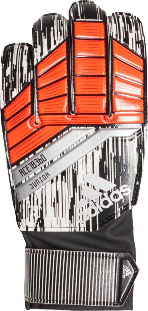 adidas Predator Goalkeeper Gloves – Manuel Neuer – Youth – Solar Red/Black