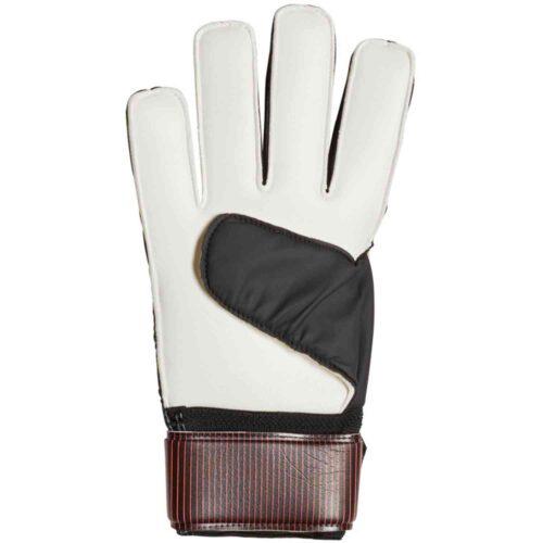 adidas Predator Fingersave Replique Goalkeeper Gloves – Black/Solar Red