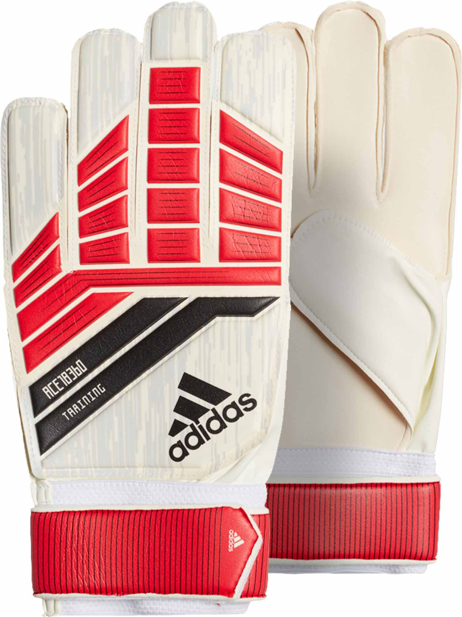 adidas Predator Training Goalkeeper Gloves - Real CoralBlack