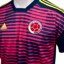 341cd805acb adidas Colombia Pre-match Jersey 2018-19 - SoccerPro