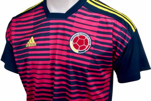 adidas Colombia Pre-match Jersey 2018-19