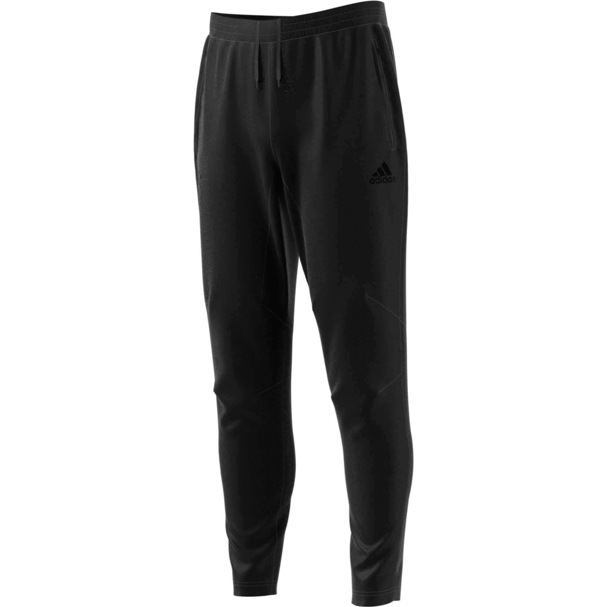 655c3934f529 adidas Germany Low Crotch Pants - Black - SoccerPro