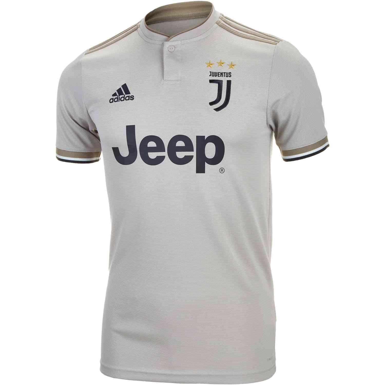 29fda0c26 2018 19 adidas Juventus Away Jersey - SoccerPro