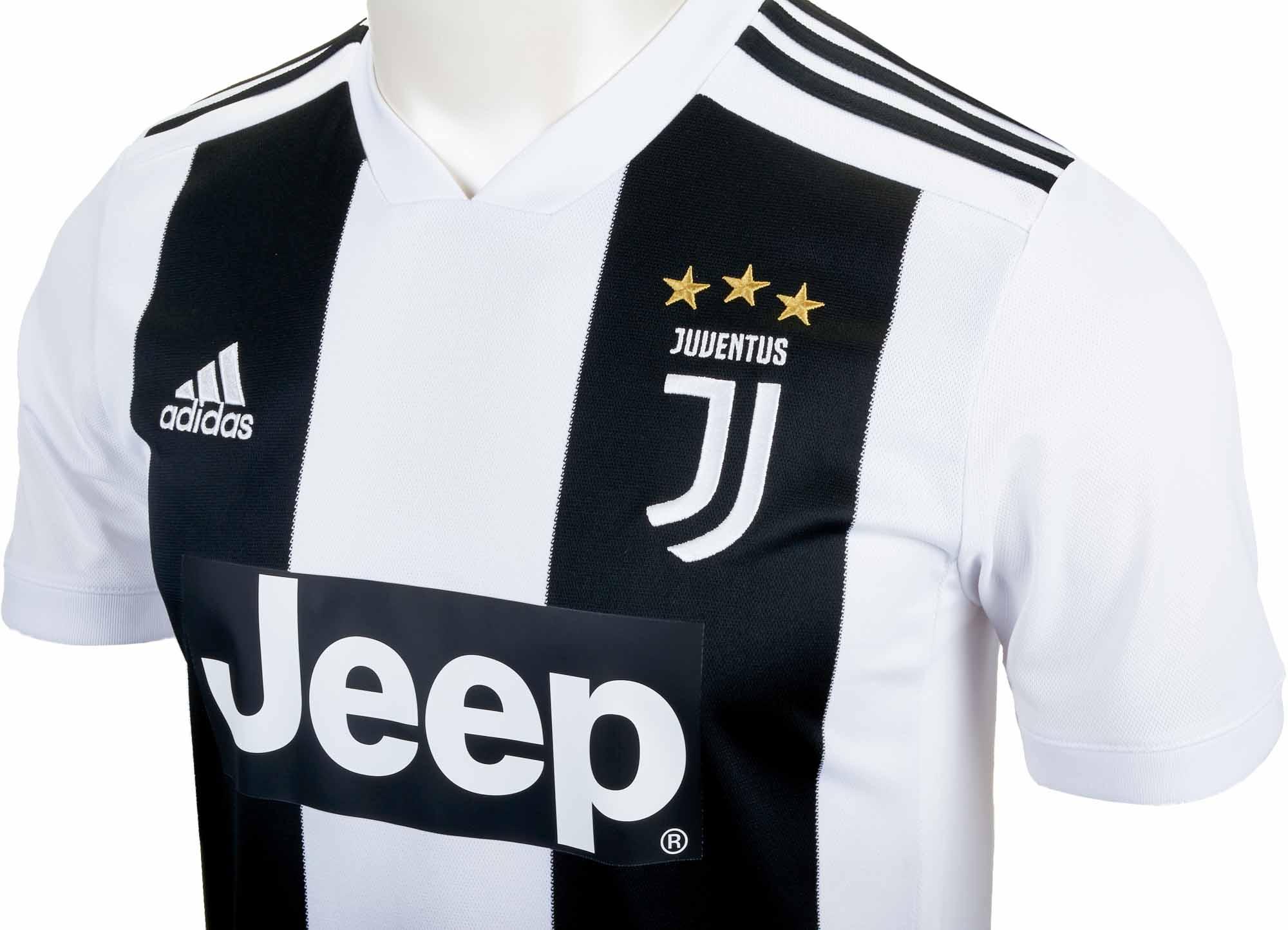 half off 6876f 60864 adidas Cristiano Ronaldo Juventus Home Jersey 2018-19 ...